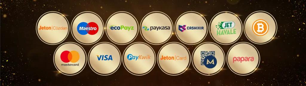 Casino Metropol Sitesi Para Yatırma Metotları ve Limitleri